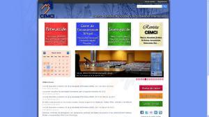 Vistazo principales funciones web cemci