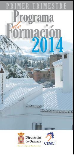 Programa Formación 2014